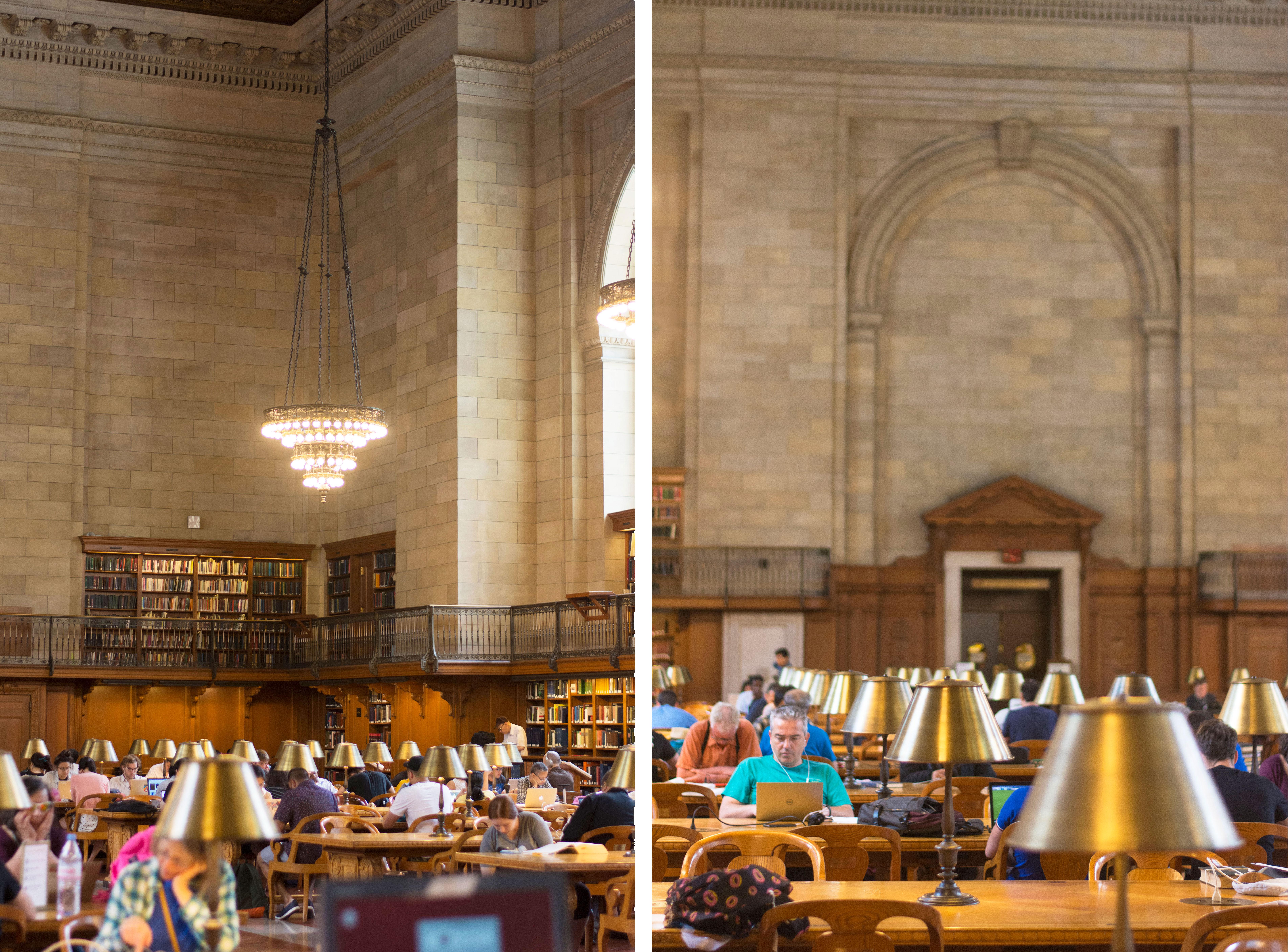 New York City Public Library